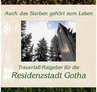 Trauerfallratgeber der Residenzstadt Gotha
