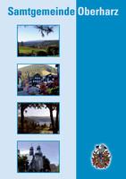 Bürger-Informationsbroschüre der Samtgemeinde Oberharz