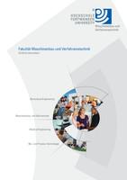 Informationsbroschüre der Hochschule Furtwangen Maschinenbau und Verfahrenstechnik