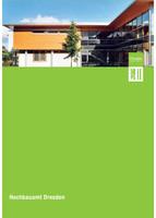 Informationsbroschüre des Hochbauamtes Dresden