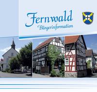 Bürger-Informationsbroschüre der Gemeinde Fernwald