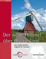 Landkreis Aurich - Der weite Himmel über Ostfriesland