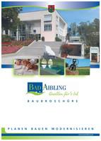 Bau-Informationsbroschüre der Stadt Bad Aibling