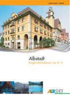 Bürger-Informationsbroschüre der Stadt Albstadt