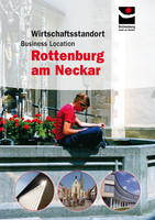Wirtschaftsstandortbroschüre Rottenburg am Neckar