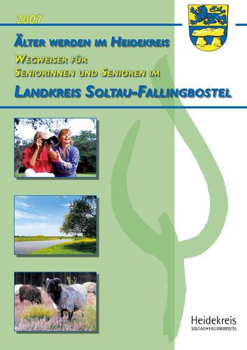 Wegweiser für Seniorinnen und Senioren im Landkreis Soltau-Fallingbostel