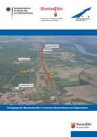 Informationsbroschüre zur Verlegung der Bundesstraße