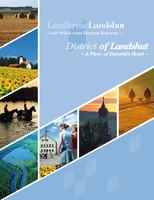 Touristen-Informationsbroschüre des Landkreis Landshut