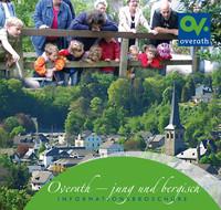Bürger-Informationsbroschüre der Stadt Overath