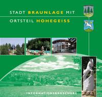 Bürger-Informationsbroschüre der Stadt Braunlage
