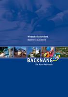 Wirtschaftsstandort Backnang - Die Murr-Metropole