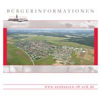 Bürger-Informationsbroschüre Neuhausen ob Eck