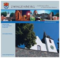 Bürger-Informationsbroschüre der Stadt Zwingenberg
