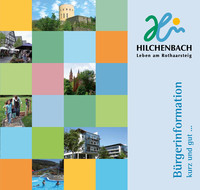 Bürgerinformationsbroschüre Hilchenbach
