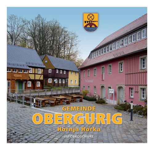 Informationsbroschüre der Gemeinde Obergurig