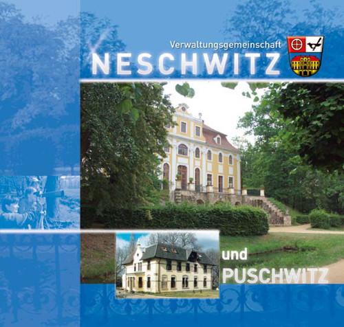 Informationsbroschüre der Verwaltungsgemeinschaft Neschwitz-Puschwitz