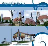 Informationsbroschüre der Gemeinde Falkenberg