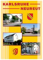 Informationsbroschüre des Stadtteils Neureut