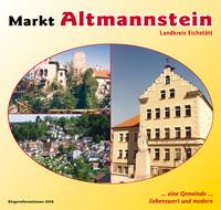 Informationsbroschüre der Marktgemeinde Altmannstein