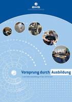 Informationsbroschüre - Vorsprung durch Ausbildung