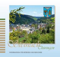 Informationbroschüre der Stadt Steinach