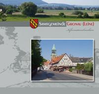 Informationsbroschüre der Gemeinde Gronau