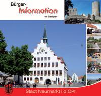 Informationsbroschüre der Stadt Neumarkt in der Oberpfalz