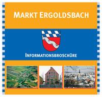 Informationsbroschüre des Marktes Ergoldsbach