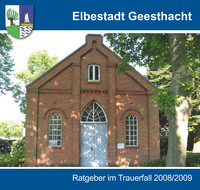 Ratgeber Trauerfall der Stadt Geesthacht
