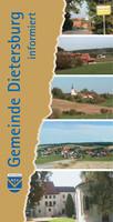 Informationsbroschüre der Gemeinde Dietersburg
