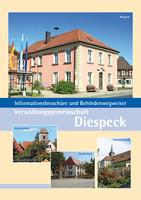 Informationsbroschüre der Verwaltungsgemeinschaft Diespeck