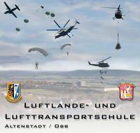 Informationsbroschüre der Luftlande- und Lufttransportschule
