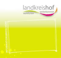 Informationsbroschüre des Landkreises Hof