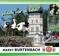 Informationsbroschüre des Marktes Burtenbach