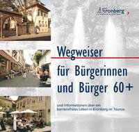 Seniorenwegweiser der Stadt Kronberg