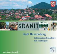 Informationsbroschüre der Stadt Hauzenberg