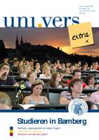 Uni.vers - Magazin der Otto-Friedrich-Universität Bamberg