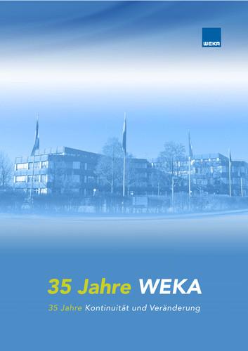 Informationsbroschüre - 35 Jahre WEKa