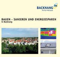 Bauen - Sanieren und Energiesparen in Backnang