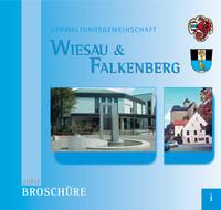 Informationsbroschüre der Verwaltungsgemeinschaft Wiesau und Falkenberg