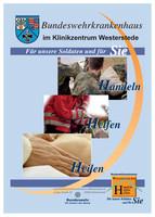 Informationsbroschüre des Bundeswehrkrankenhauses im Klinikzentrum Westerstede