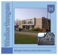 Informationsbroschüre der Gemeinde Wallerfangen