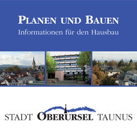 Baubroschüre der Stadt Oberursel