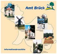 Bürgerinformationsbroschüre Amt Brück