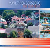 Informationsbroschüre des Marktes Hengersberg