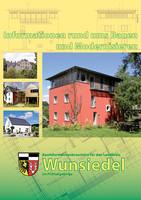 Bauinformationsbroschüre für den Landkreis Wunsiedel