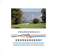 Die offizielle Klinikbroschüre der Gemeinde Großhansdorf
