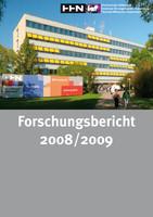 Forschungsbericht 2008/09 der Hochschule Heilbron