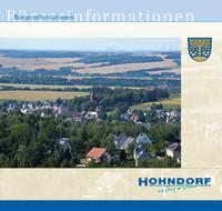 Die Informationsbroschüre der Gemeinde Hohndorf