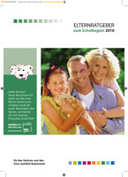 Elternbroschüre 2010 der Stadt Rudolstadt